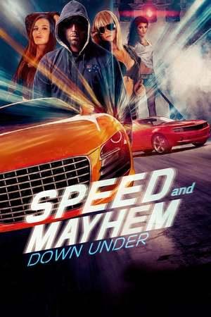 Poster: Speed and Mayhem Down Under