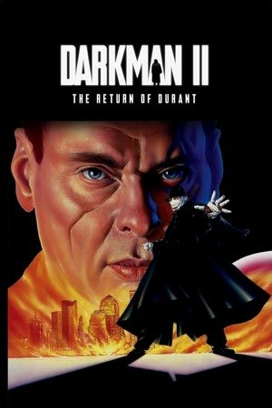 Poster: Darkman II - Durants Rückkehr