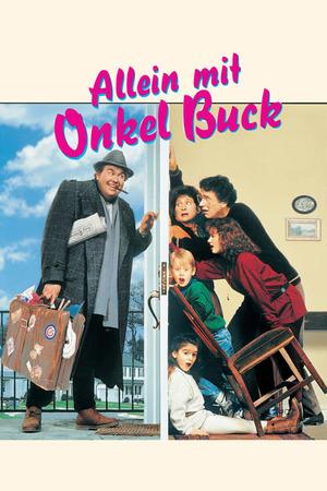 Poster: Allein mit Onkel Buck