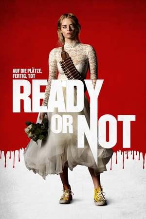 Poster: Ready or Not - Auf die Plätze, fertig, tot