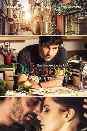 Poster: Delicious - Liebe geht durch den Magen