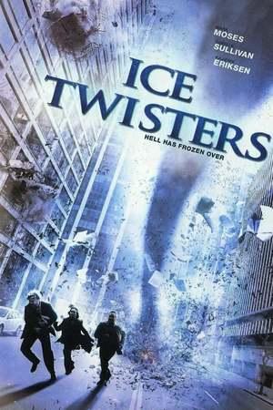 Poster: Ice Twister - Wenn die Welt erfriert