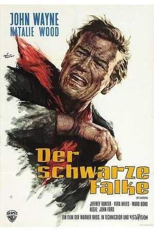 Poster: Der schwarze Falke