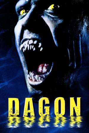 Poster: H.P. Lovecraft's Dagon