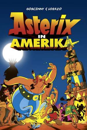 Poster: Asterix in Amerika