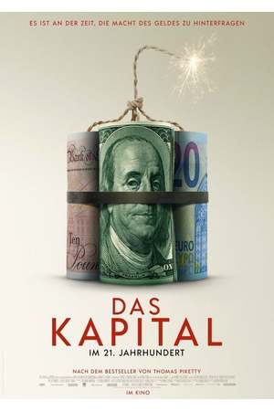 Poster: Das Kapital im 21. Jahrhundert