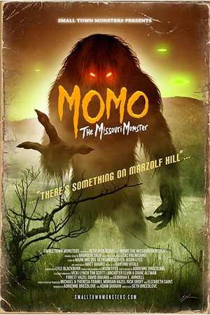 Poster: Momo: The Missouri Monster