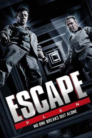 Poster: Escape Plan