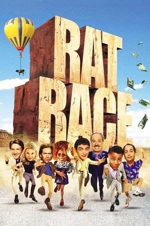Poster: Rat Race - Der nackte Wahnsinn