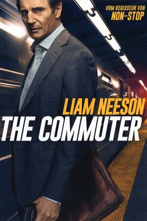 Poster: The Commuter