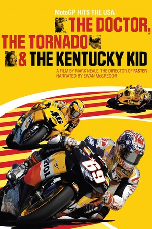 Poster: The Doctor, The Tornado & The Kentucky Kid