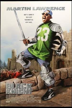 Poster: Ritter Jamal - Eine schwarze Komödie