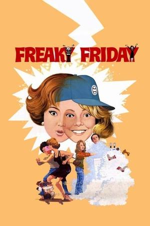 Poster: Ein ganz verrückter Freitag