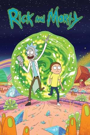 Poster: Rick and Morty