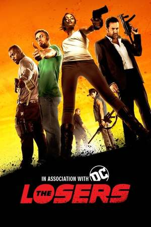 Poster: The Losers