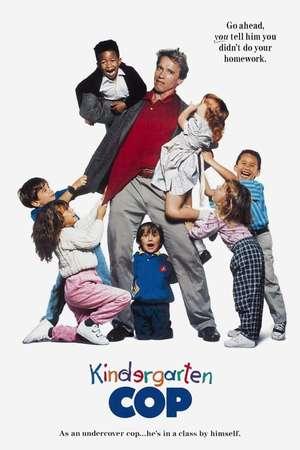 Poster: Kindergarten Cop