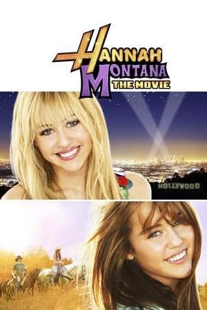 Poster: Hannah Montana - Der Film