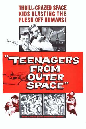 Poster: Teenagers from Outer Space