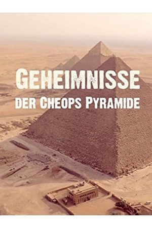 Poster: Geheimnisse der Cheops-Pyramide