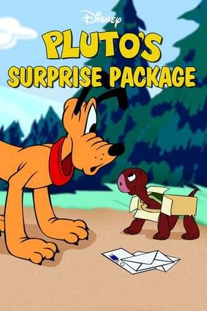 Poster: Plutos Überraschungspaket