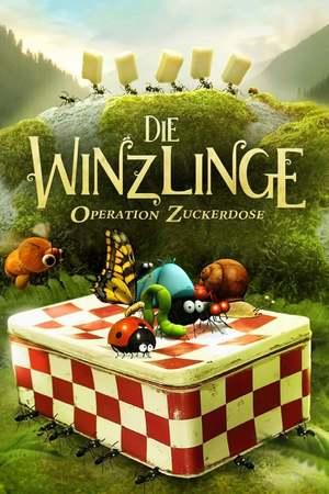 Poster: Die Winzlinge - Operation Zuckerdose