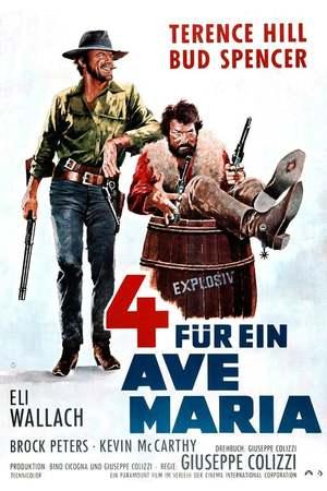 Poster: Vier für ein Ave Maria