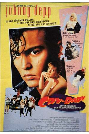 Poster: Cry-Baby