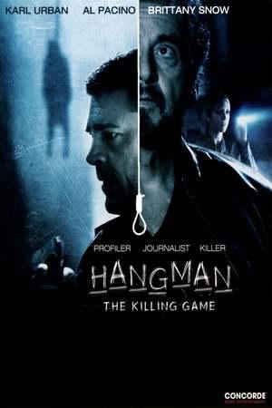 Poster: Hangman - The Killing Game