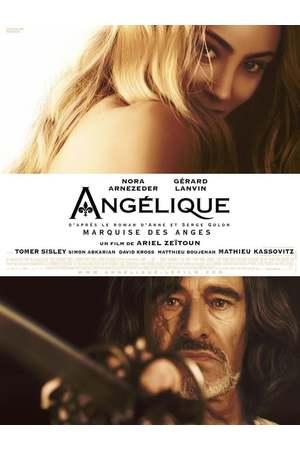 Poster: Angélique - Eine große Liebe in Gefahr