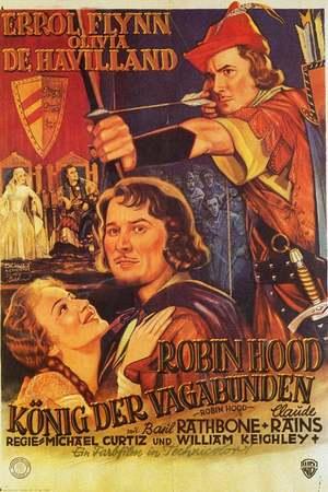 Poster: Die Abenteuer des Robin Hood