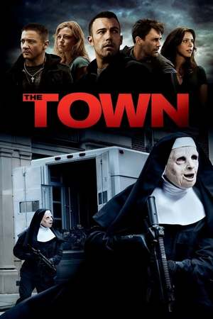 Poster: The Town - Stadt ohne Gnade