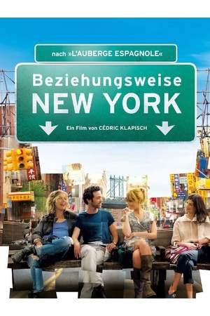 Poster: Beziehungsweise New York