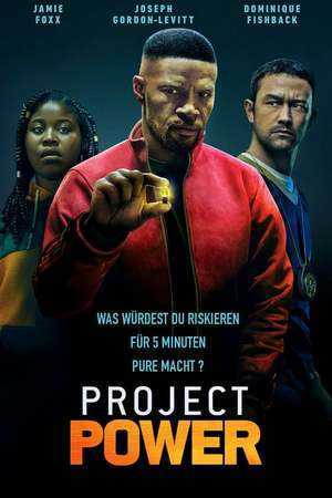 Poster; Project Power