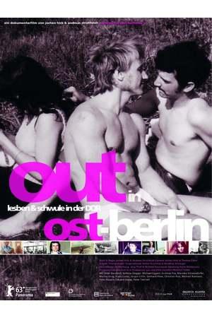 Poster: Out in Ost-Berlin: Lesben und Schwule in der DDR