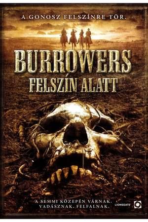 Poster: The Burrowers - Das Böse unter der Erde