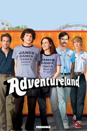Poster: Adventureland