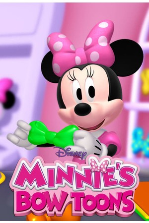 Poster: Minnie Toons