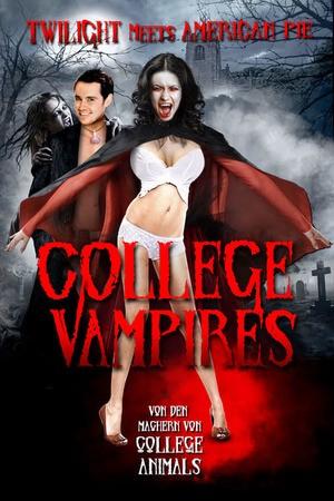 Poster: College Vampires