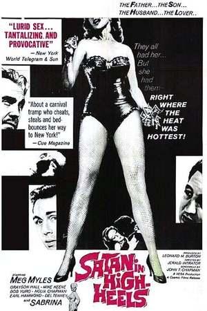 Poster: Satan in High Heels