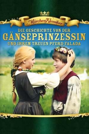Poster: Die Geschichte von der Gänseprinzessin und ihrem treuen Pferd Falada