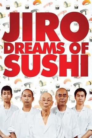 Poster: Jiro und das beste Sushi der Welt
