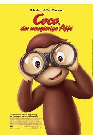 Poster: Coco, der neugierige Affe