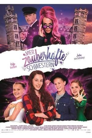 Poster: Vier zauberhafte Schwestern
