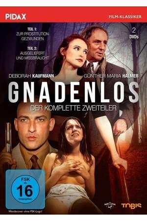 Poster: Gnadenlos - Zur Prostitution gezwungen