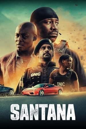Poster; Die Vergeltung der Santana-Brüder