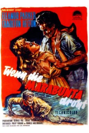 Poster: Wenn die Marabunta droht
