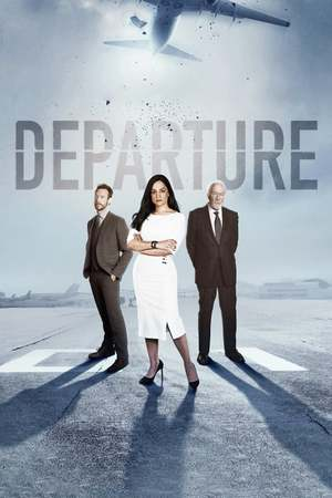 Poster: Departure – Wo ist Flug 716?