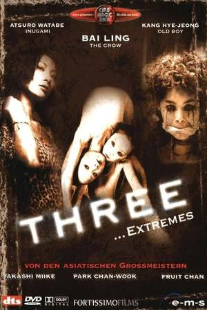 Poster: Three… Extremes