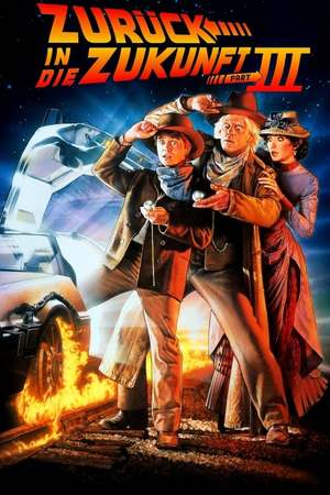 Poster: Zurück in die Zukunft III