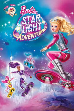 Poster: Barbie in Das Sternenlicht-Abenteuer